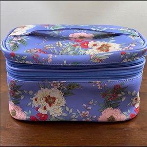 Yumi Kim Floral Jetsetter Train Case Cosmetic Bag